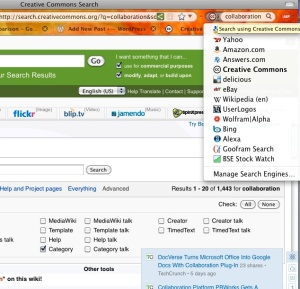 cc search bar